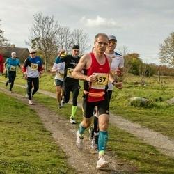45. Saaremaa kolme päeva jooks - Tõnu Pullerits (272), Jean-Luc Plagnaud (457)