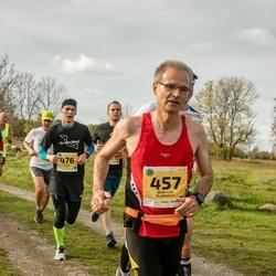 45. Saaremaa kolme päeva jooks - Jean-Luc Plagnaud (457), Siim Aksel Amer (476)