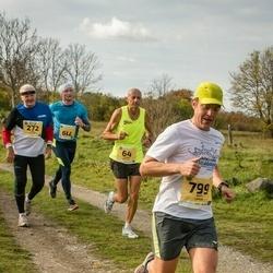 45. Saaremaa kolme päeva jooks - Ilgvars Aboltins (64), Tõnu Pullerits (272), Priit Lopsik (799)