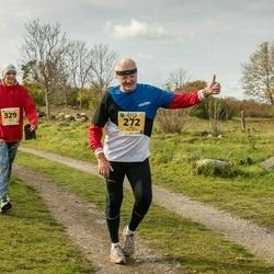 45. Saaremaa kolme päeva jooks - Tõnu Pullerits (272), Kristi Malm (329)