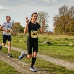 45. Saaremaa kolme päeva jooks - Marcus-Heinrich Puhke (38), Viivi-Anne Soots (263)