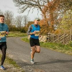 45. Saaremaa kolme päeva jooks - Ken Lepa (328), Karel Kõiv (653)