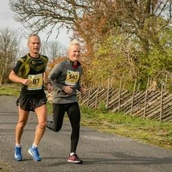 45. Saaremaa kolme päeva jooks - Paavo Rõigas (87), Marek Kesküll (547)