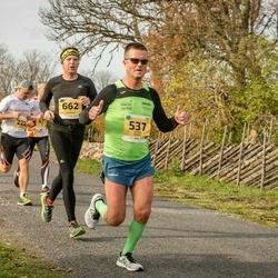 45. Saaremaa kolme päeva jooks - Hanno Kindel (537), Jüri Vlassov (662)