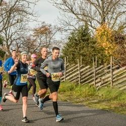 45. Saaremaa kolme päeva jooks - Leonid Homin (560), Marika Turb (713)