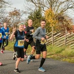 45. Saaremaa kolme päeva jooks - Leonid Homin (560), Mirjam Vint (661), Marika Turb (713)