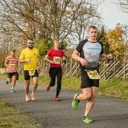 45. Saaremaa kolme päeva jooks - Kristjan Timmusk (113), Kristjan Karabelnik (125), Marek Koplus (431)