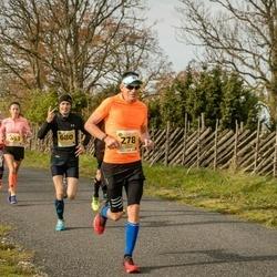 45. Saaremaa kolme päeva jooks - Toomas Kogger (278), Helina Pärn (463)