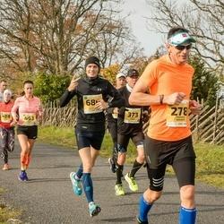 45. Saaremaa kolme päeva jooks - Toomas Kogger (278), Hannagret Luks (428), Helina Pärn (463)