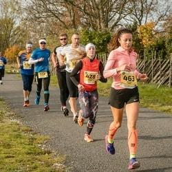 45. Saaremaa kolme päeva jooks - Erkki Pikk (115), Hannagret Luks (428), Helina Pärn (463)