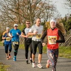 45. Saaremaa kolme päeva jooks - Erkki Pikk (115), Rivo Subi (181), Hannagret Luks (428)