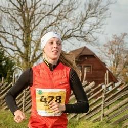 45. Saaremaa kolme päeva jooks - Hannagret Luks (428)