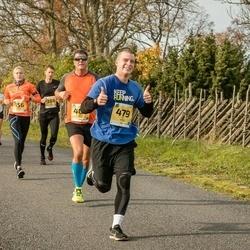45. Saaremaa kolme päeva jooks - Katriin Ivanov (156), Arnis Sulmeisters (300), Iiv Aavik (479)