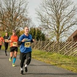 45. Saaremaa kolme päeva jooks - Katriin Ivanov (156), Arnis Sulmeisters (300), Virgo Arge (400), Iiv Aavik (479)