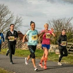 45. Saaremaa kolme päeva jooks - Kristiina Nurk (98), Triin Peterson (108), Kaupo Voormansik (349), Toomas Mast (534), Armin Kask (606)