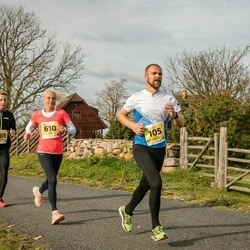45. Saaremaa kolme päeva jooks - Ülar Jürviste (105), Piret Tikva (610)