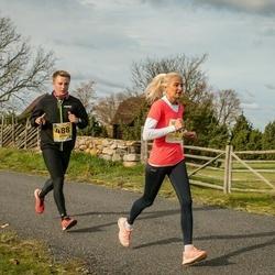 45. Saaremaa kolme päeva jooks - Egert Akenpärg (488), Piret Tikva (610)