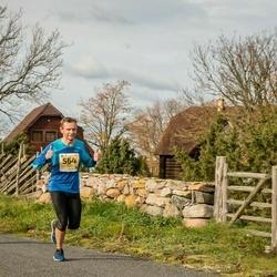 45. Saaremaa kolme päeva jooks - Indrek Matt (564)