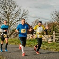 45. Saaremaa kolme päeva jooks - Jüri Linde (184), Sven Liivand (204), Gvido Lapsa (359), Erik Keerberg (565)