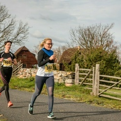 45. Saaremaa kolme päeva jooks - Edit Kannel (302), Eva-Maria Vaher (368)