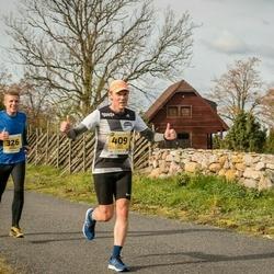 45. Saaremaa kolme päeva jooks - Märt Kesküla (326), Teedo Melts (409)