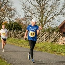45. Saaremaa kolme päeva jooks - Ermo Veelain (159), Anneli Ratassepp (413), Ants Kuusik (576)