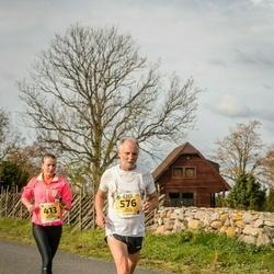 45. Saaremaa kolme päeva jooks - Anneli Ratassepp (413), Ants Kuusik (576)