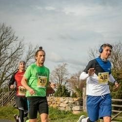 45. Saaremaa kolme päeva jooks - Indrek Vaher (213), Andre Jakobson (438)