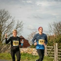 45. Saaremaa kolme päeva jooks - Arnita Sorokina (460), Marek Läte (619)