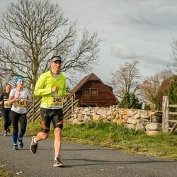 45. Saaremaa kolme päeva jooks - Külli Hunt (182), Andre Vinkel (245)