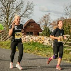 45. Saaremaa kolme päeva jooks - Merle Siimsen (195), Jan Kõrva (555), Margit Udikas-Susi (674)