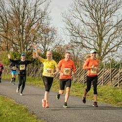 45. Saaremaa kolme päeva jooks - Mihhail Korasteljov (137), Janno Kaljuvee (231), Diana Kaljuvee (232)