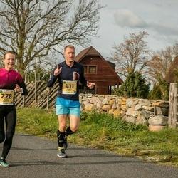 45. Saaremaa kolme päeva jooks - Kairit Valk (126), Kersti Jääger (228), Hannes Oks (411)