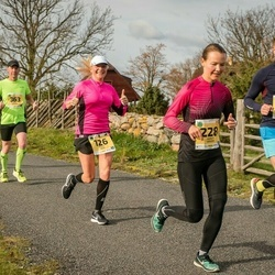 45. Saaremaa kolme päeva jooks - Kairit Valk (126), Taivo Kitsing (160), Kersti Jääger (228), Urmo Auväärt (363), Hannes Oks (411)