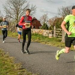 45. Saaremaa kolme päeva jooks - Taivo Kitsing (160), Tanel Tamm (312), Urmo Auväärt (363)