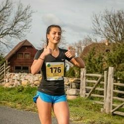 45. Saaremaa kolme päeva jooks - Šerelin Zverev (176)