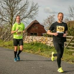 45. Saaremaa kolme päeva jooks - Kaimar Kerno (435), Ott Levisto (500)