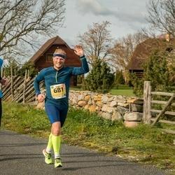 45. Saaremaa kolme päeva jooks - Raul Mändla (227), Hugo Toll (681)