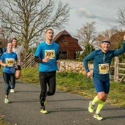 45. Saaremaa kolme päeva jooks - Raul Mändla (227), Liina Malva (516), Hugo Toll (681)