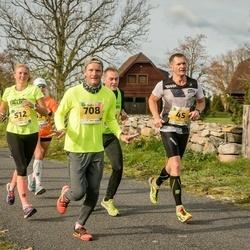 45. Saaremaa kolme päeva jooks - Ain Kurvits (45), Eneli Pall (512), Matis Merivee (708), Raul Vinni (712)