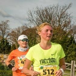 45. Saaremaa kolme päeva jooks - Eneli Pall (512)