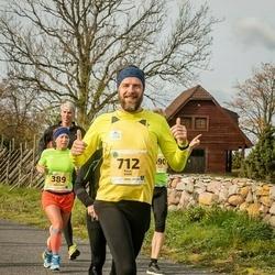 45. Saaremaa kolme päeva jooks - Raul Vinni (712)