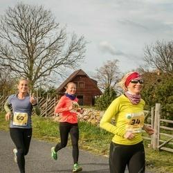 45. Saaremaa kolme päeva jooks - Daiga Dabola (34), Eveliis Saar (60)
