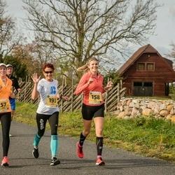 45. Saaremaa kolme päeva jooks - Kairi Ustav (57), Kristi Kõll (158), Aivi Laurik (193)