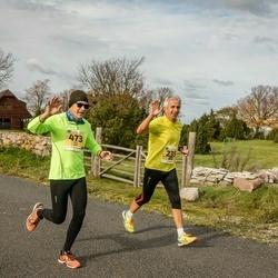 45. Saaremaa kolme päeva jooks - Tiit Tilk (235), Mati Jams (473)