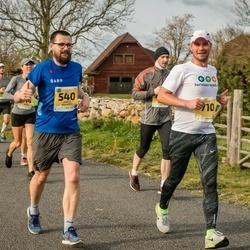 45. Saaremaa kolme päeva jooks - Andrus Naulainen (540), Kaarel Kork (628), Priit Toru (710)