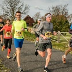 45. Saaremaa kolme päeva jooks - Marek Ross (69), Anne-Li Tilk (199), Tõnu Säär (220), Kaarel Kork (628)