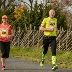 45. Saaremaa kolme päeva jooks - Johanna Vironmäki (50), Hendrik Endriks (279)