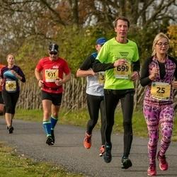 45. Saaremaa kolme päeva jooks - Diana Pungar (25), Robert Mälk (611), Rain Arnus (699)