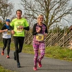 45. Saaremaa kolme päeva jooks - Diana Pungar (25), Valev Altmets (333), Robert Mälk (611), Rain Arnus (699)